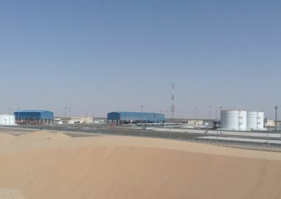 Electromach/Flowserve/ADCO Abu Dhabi oil pipeline