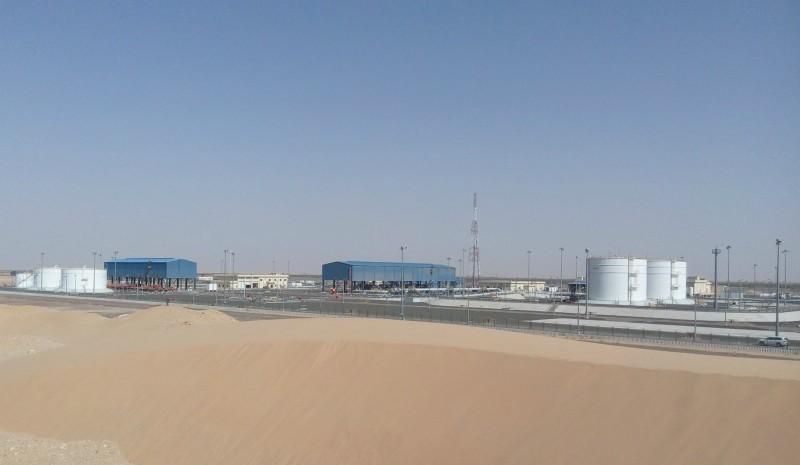 ADNOC Abu Dhabi crude oil pipeline